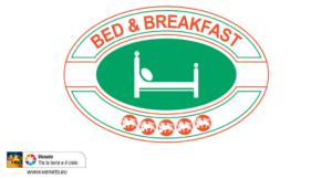 Logo Classificazione B&B 5 leoni (Regione Veneto)
